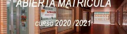Comienzo de curso 2020/21