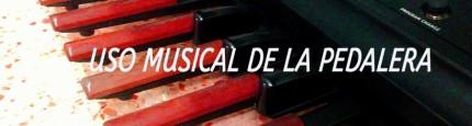¿Por qué  utilizar la pedalera o pedalier en un teclado?